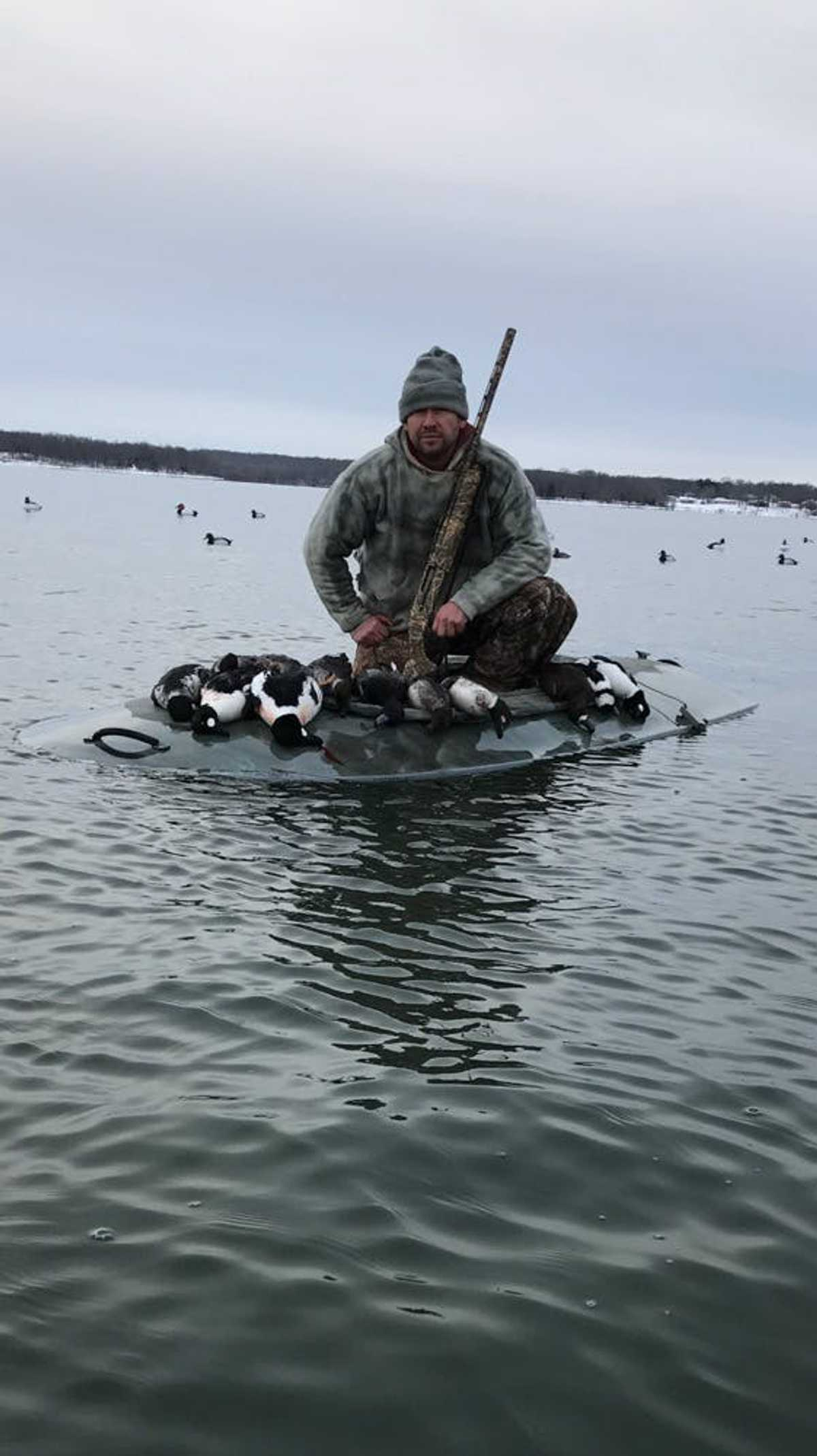 Good guided ducking trip on Kentucky Lake with Loveless Outdoor Adventures